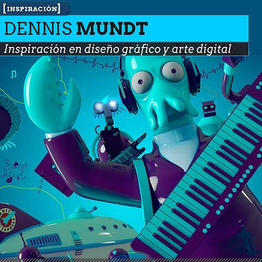 Diseño gráfico de DENNIS MUNDT