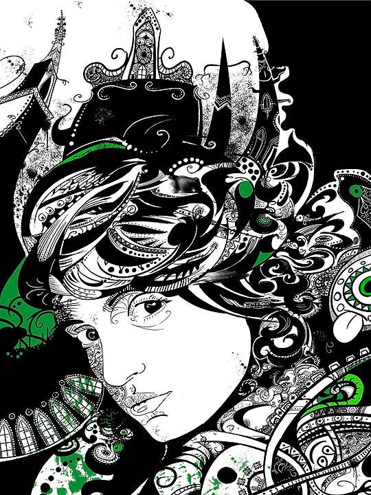 Ilustración de DIEGO MUÑOZ Aka Damcard