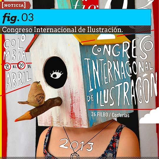 fig.03 Congreso Internacional de Ilustración.