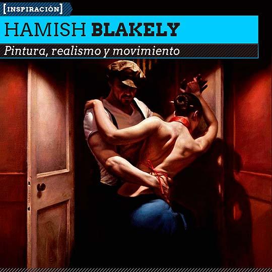 Pintura de HAMISH BLAKELY