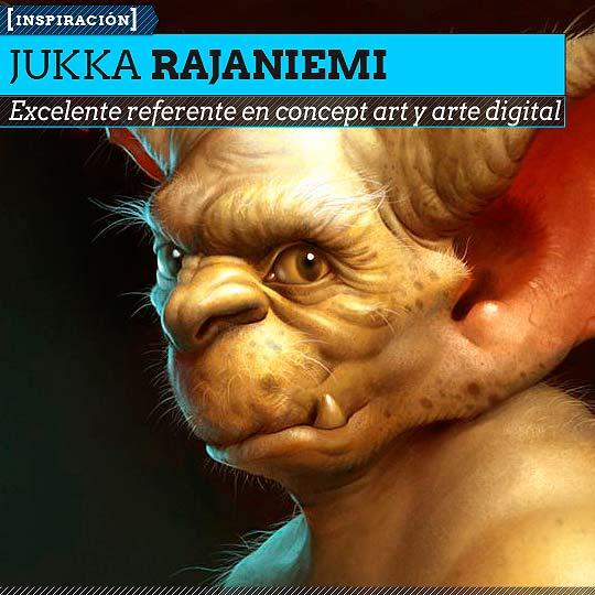 Ilustración de JUKKA RAJANIEMI