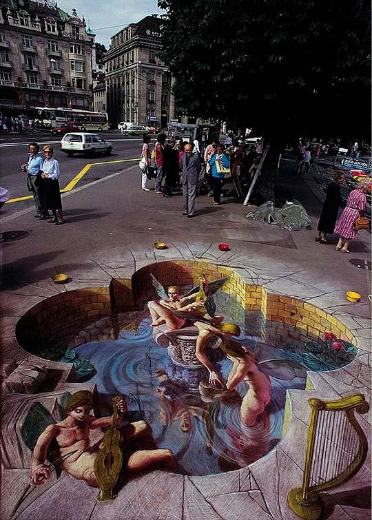 Street art de KURT WENNER