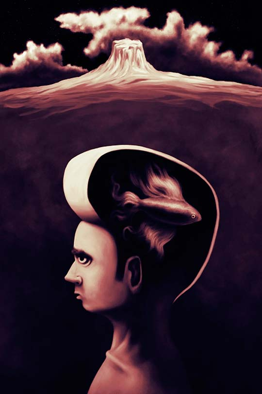 Ilustración de LUCAS CARRILLO Aka Lebranqio