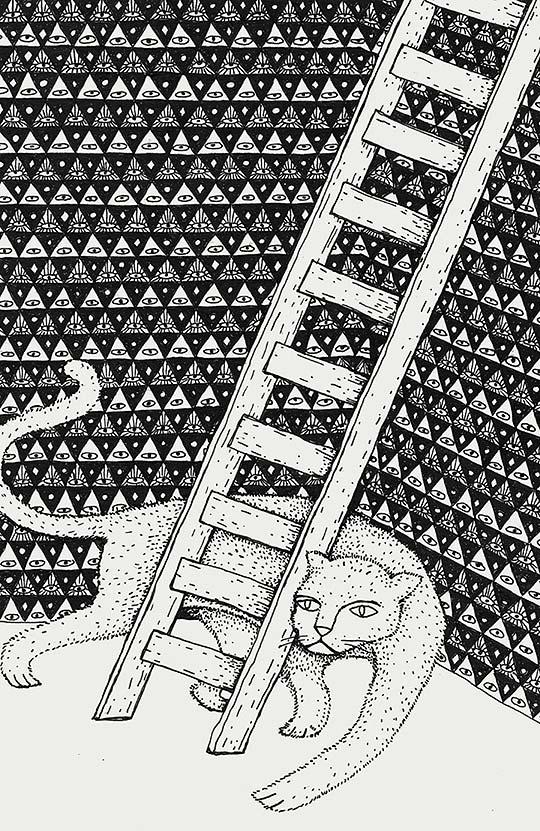 Ilustración de MARIAM KARBASSI Aka Leche
