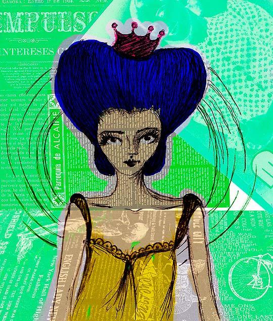 Ilustración de NATY FERNÁNDEZ Aka TANIS