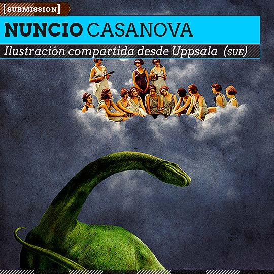 Ilustración de NUNCIO CASANOVA
