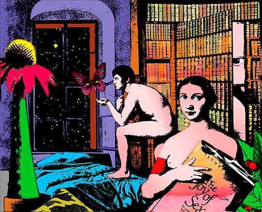 Ilustración de PIERRE-PAUL PARISEAU