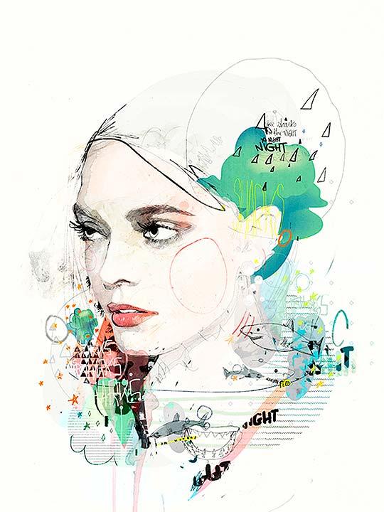 Ilustración de RAPHAEL VICENZI