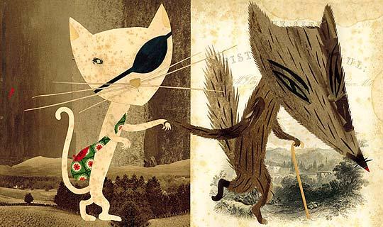 Ilustración infantil de SARA FANELLI
