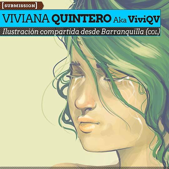 Ilustración de VIVIANA QUINTERO Aka ViviQV