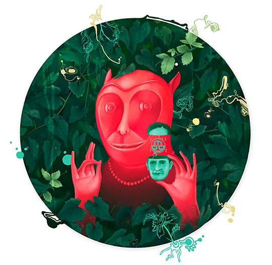 Ilustración de CARLOS GARCÍA Aka Madafoca