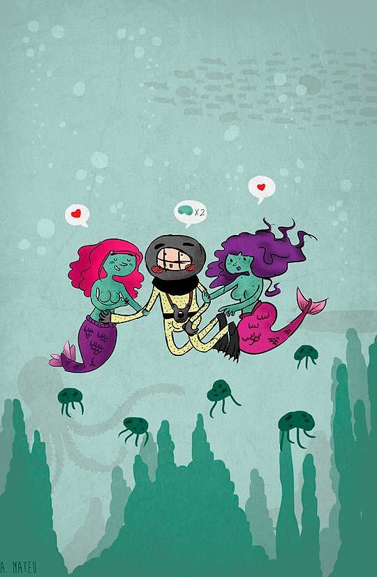 Ilustración de ALBERTO MATEU JIMÉNEZ