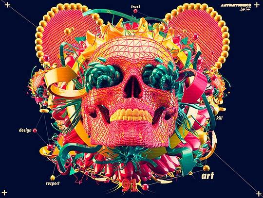 Diseño gráfico de ANTONI TUDISCO
