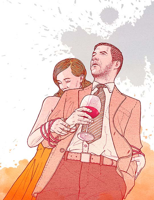 Ilustración de BARTOSZ KOSOWSKI