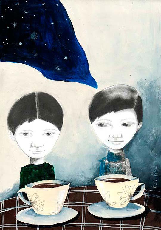 Ilustración de BELA ABUD