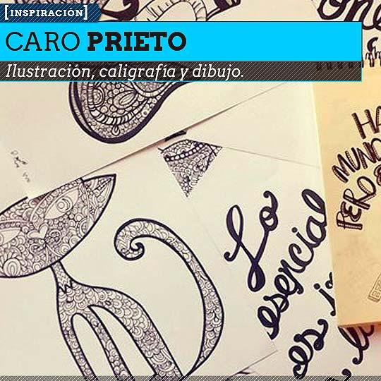 Ilustración de CARO PRIETO.