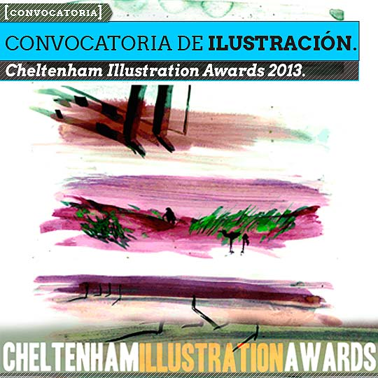 Convocatoria de Ilustración. Cheltenham Illustration Awards.