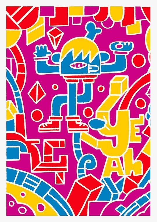 Diseño de DAVID SERRANO Aka COMOONLAB