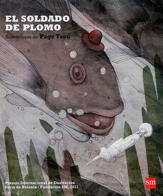 El soldado de plomo, ilustraciones de PAGE TSOU