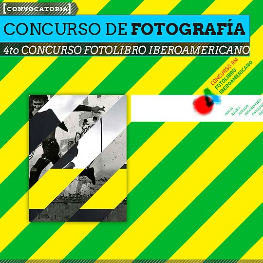 Concurso de fotografía. FOTOLIBRO IBEROAMERICANO.