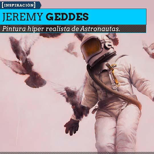 Pintura de JEREMY GEDDES