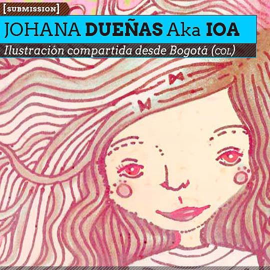 Ilustración de JOHANA DUEÑAS