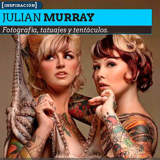 Fotografía de JULIAN MURRAY