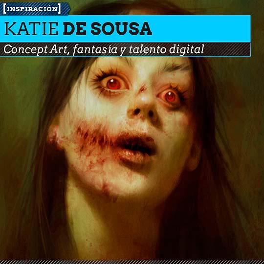 Ilustración de KATIE DE SOUSA