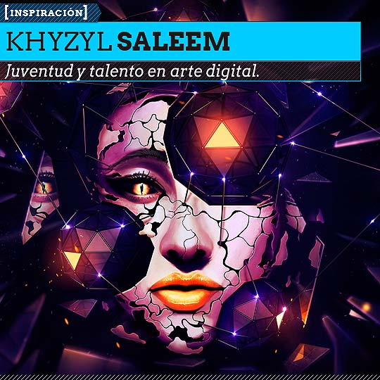 Arte digital de KHYZYL SALEEM