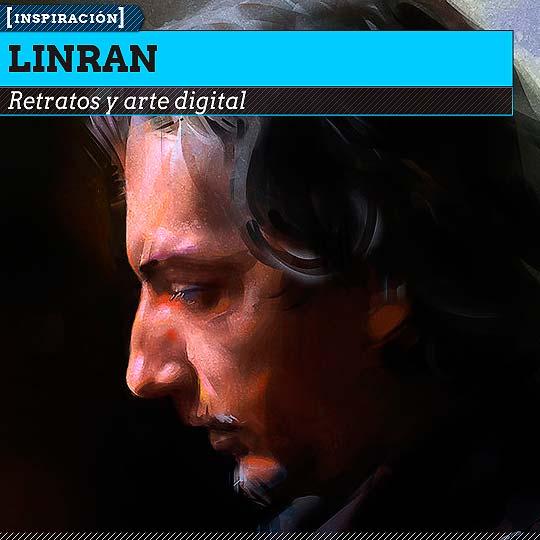 Arte digital de LINRAN