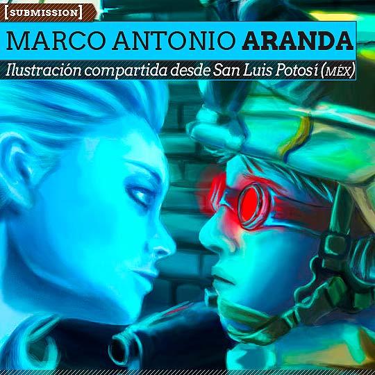 Ilustración de MARCO ANTONIO ARANDA ARRIAGA
