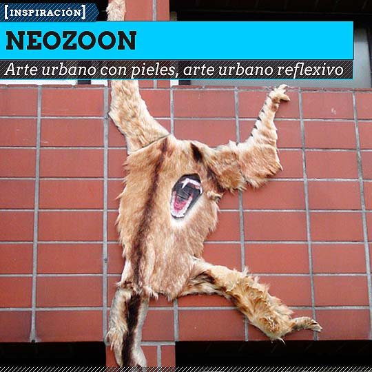 Arte urbano de NEOZOON