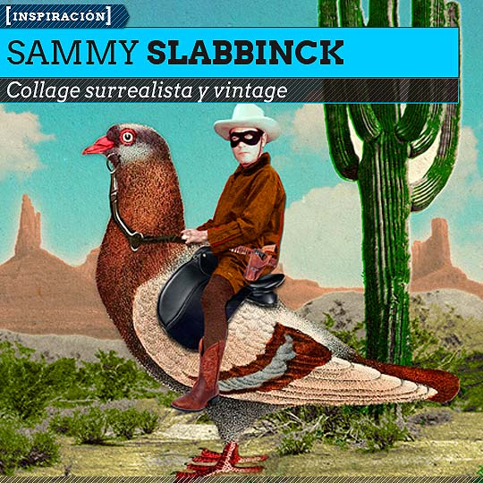 Collage de SAMMY SLABBINCK
