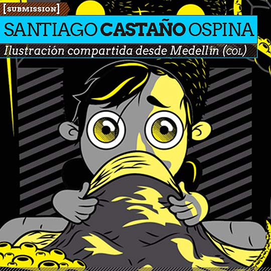 Ilustración de SANTIAGO CASTAÑO OSPINA