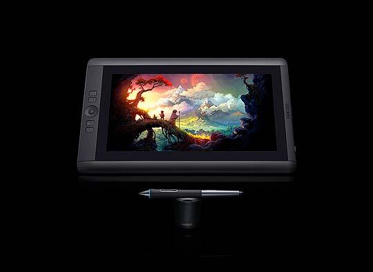 Wacom lanza su nueva pantalla Cintiq 13HD.