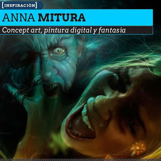 Concept art de ANNA MITURA