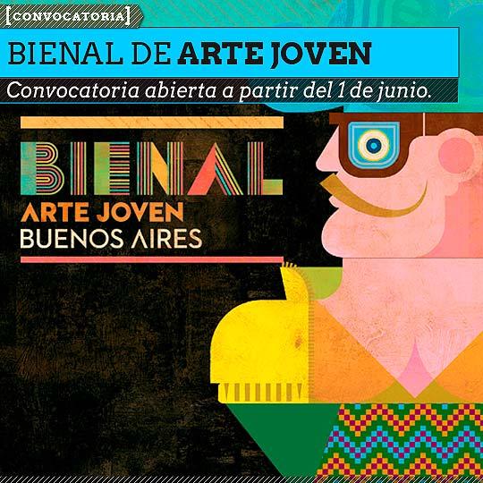 Bienal de Arte Joven de Buenos Aires.