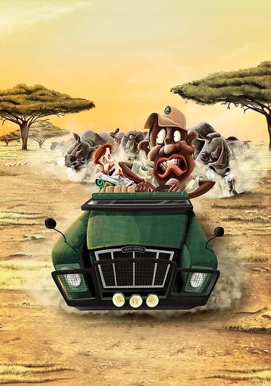 Ilustración de CAMILO MORENO Aka CHAPA.