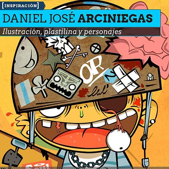 Ilustración de DANIEL JOSÉ ARCINIEGAS