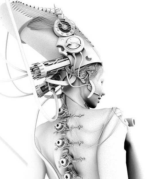 3D de DANIELE SCERRA