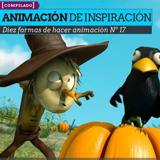 Animación. Diez formas de hacer animación Nº 17.