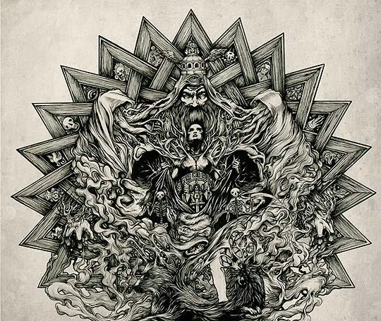 Ilustración de DZO OLIVIER.