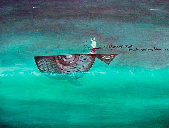 Ilustración de ELIANA RODRÍGUEZ CAVO Aka Pipah.