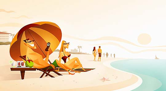 Ilustración de FABIO P. CORAZZA