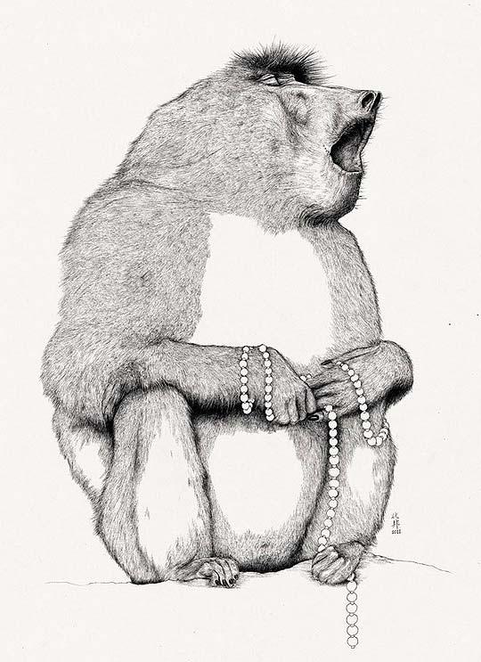 Ilustración de HERRY YE.