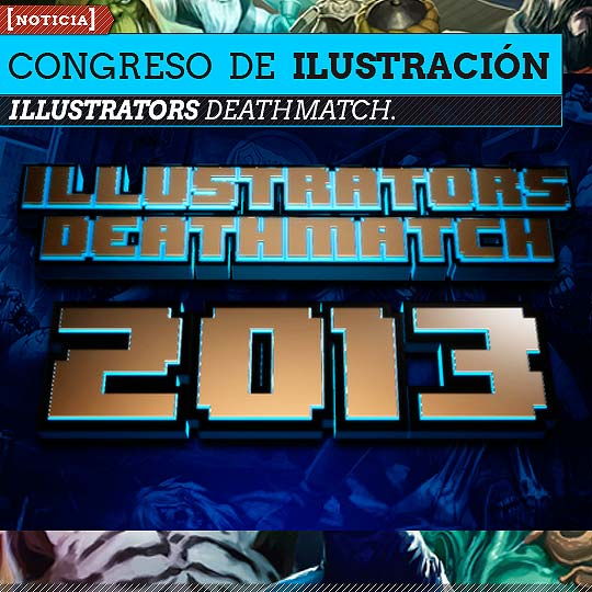 Congreso de Ilustración. ILLUSTRATORS DEATHMATCH.