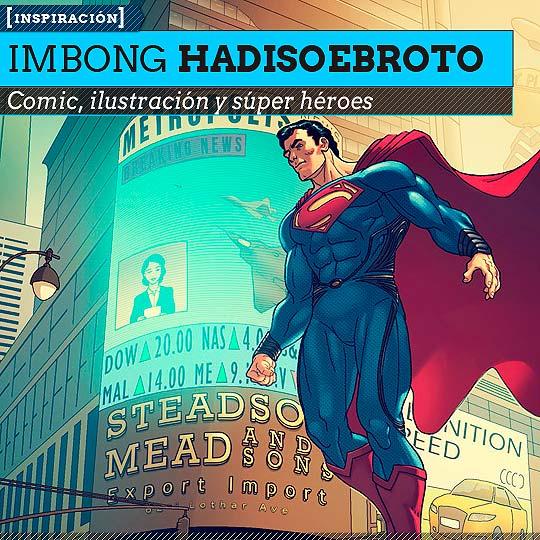 Comic de IMBONG HADISOEBROTO