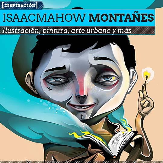 Ilustración de ISAACMAHOW MONTAÑES GIL.