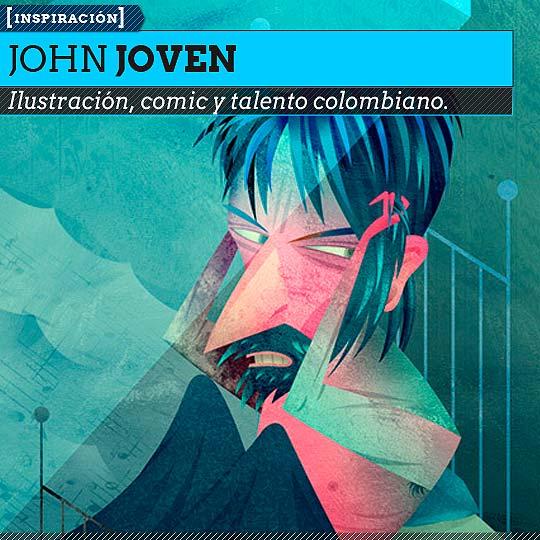Ilustración de JOHN JOVEN.