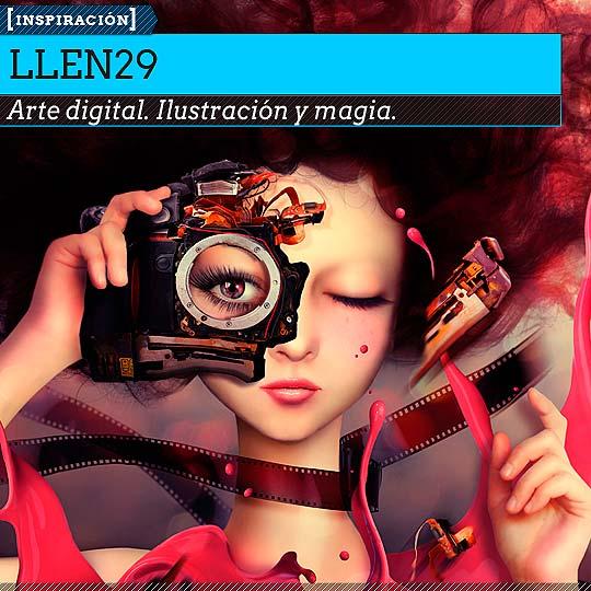 Arte digital de LLEN29.